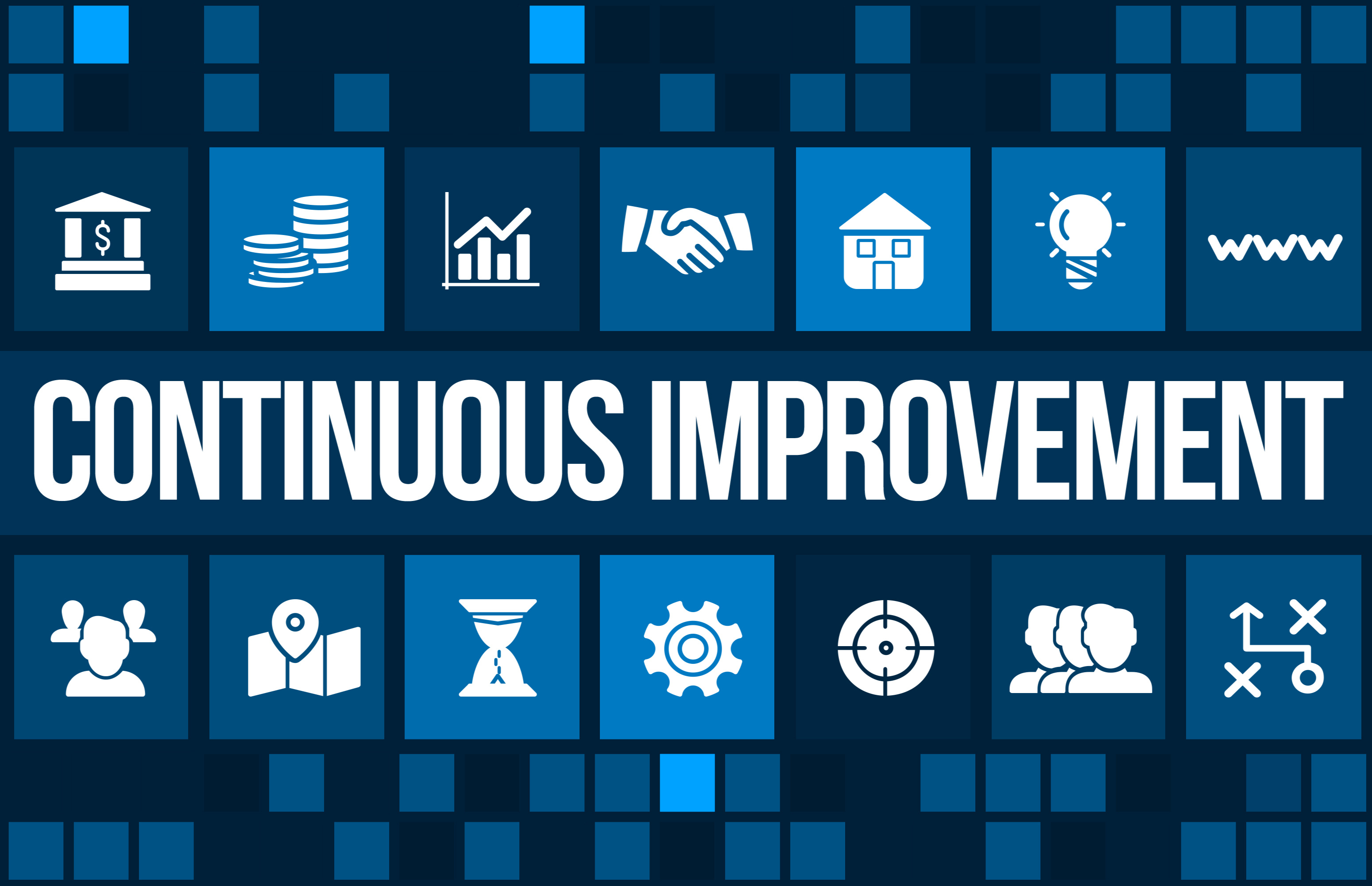 continuous improvement / stalni napredek