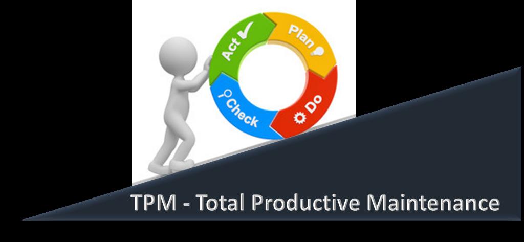 TPM total productive maintenance po ciklu PDCA