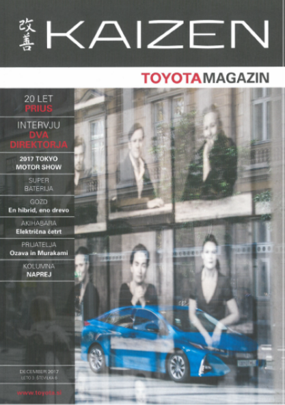 Toyota Magazin
