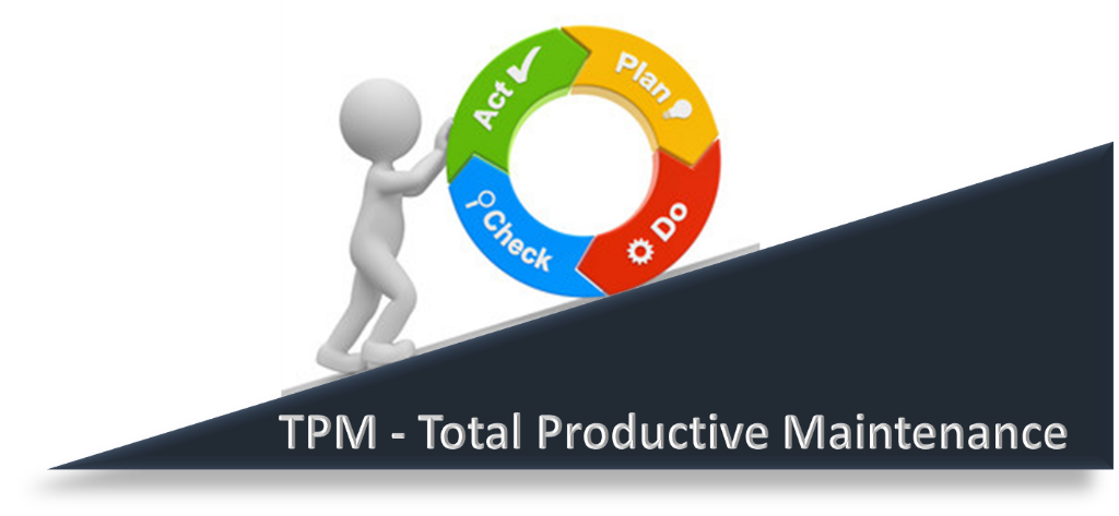 TPM total productive maintenance po ciklu PDCA