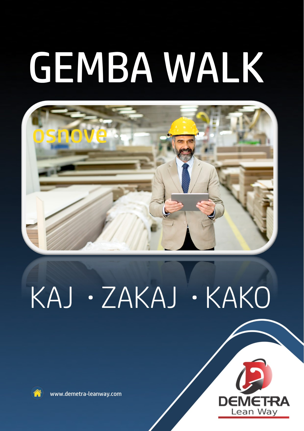 GEMBA WALK osnove | knjiga