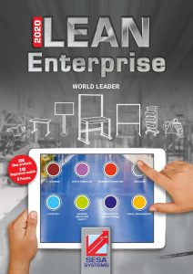 LEAN Enterprise 2020 - SESA SYSTEMS katalog 2020 | DEMETRA Lean Way - uradni distributer